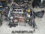 Alfa Romeo Gulietta füzött blok hengerfejel