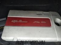 Alfa Romeo 159 2.4 20v Motorburkolat